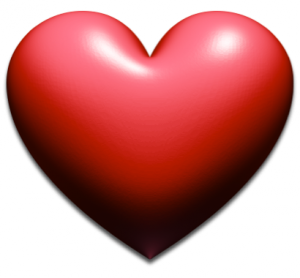 Bouton-coeur