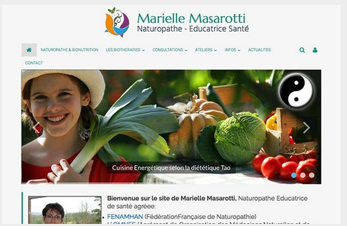 site-wordpress-marielle-naturopathie
