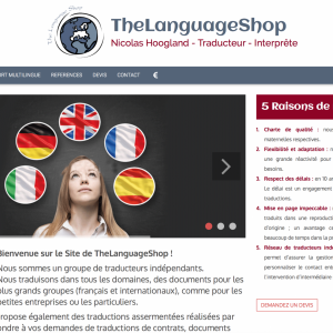 thelanguageshop