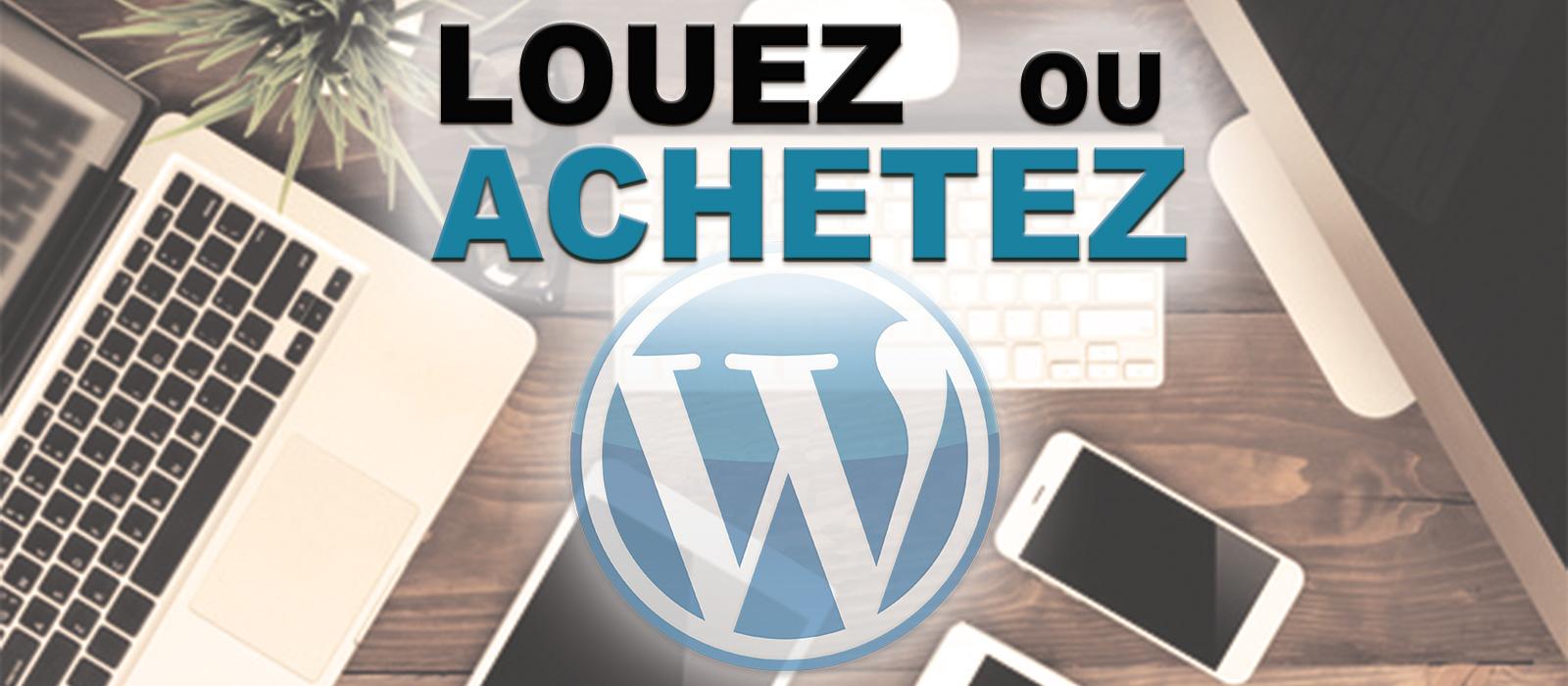 VOTRE SITE WEB A PARTIR DE 60€ PAR MOIS